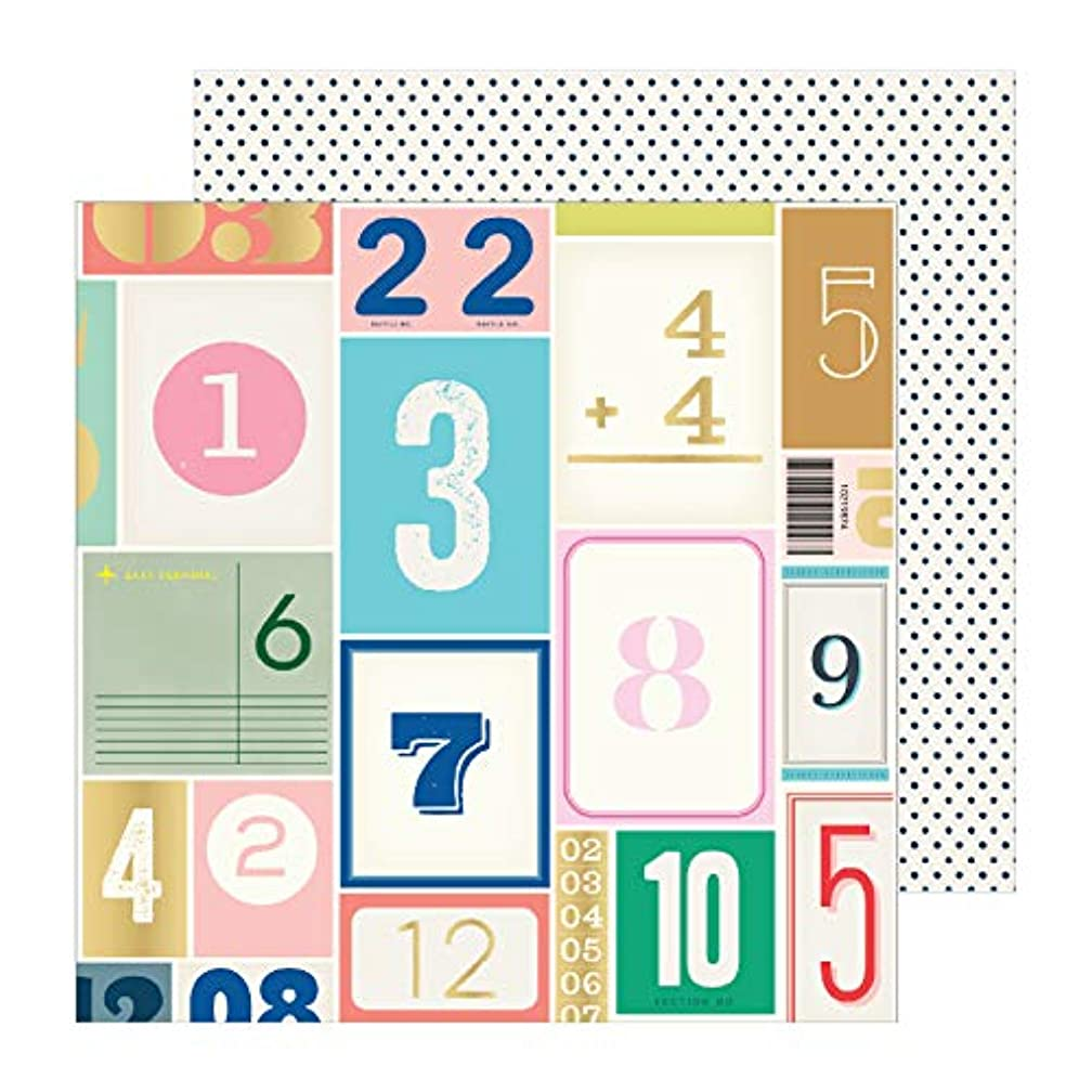 Maggie Holmes 350797 Lucky Paper, Multi