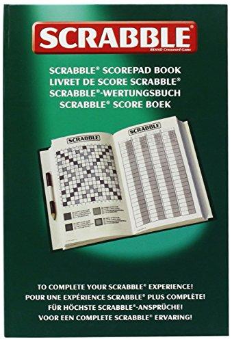 Piatnik 50082 - Scrabble Wertungsbuch