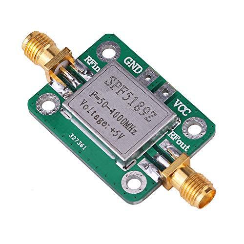 Amplificador de RF LNA 50-4000MHz SPF5189, receptor de señal de amplificador LNA...