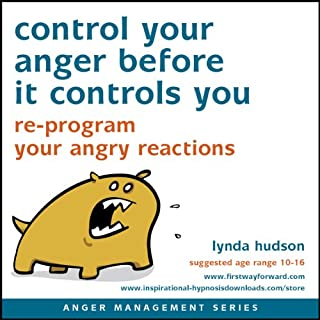Control Your Anger Before It Controls You audiobook cover art