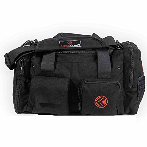 WODSuperStore Large Gym Bag with Shoe Compartment by Rigor Gear Zipper /& Velcro Pockets /& Compartments for Workout Gear Water Bottle Holder Workout Bag for Men /& Women with Wet /& Dry Pocket