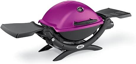 Weber, Fuchsia 51210001 Q1200 Liquid Propane Grill