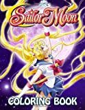 Sailor Moon Coloring Book: Japanese Animated Series Coloring Books For Relaxation And Inspiration