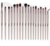 BESTOPE Pinselset Augenpinsel Set 18 Stück Lidschattenpinsel Augen Make Up Pinsel Set Brush Set...