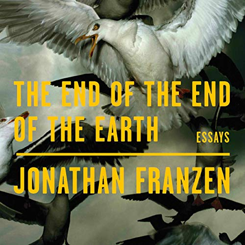 The End of the End of the Earth audiobook cover art