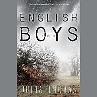 The English Boys audiobook cover art