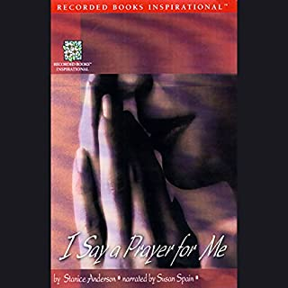 I Say a Prayer for Me audiobook cover art