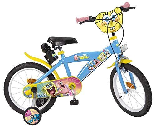 Bob Esponja- Bicicleta 16