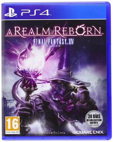 Square Enix Final Fantasy A Realm Reborn PS4