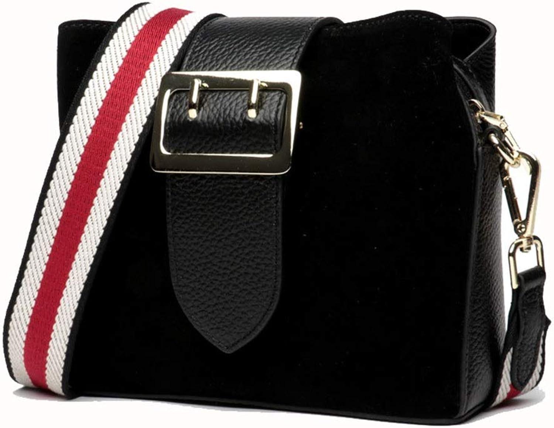 AFCITY Damen Handtasche Handtasche Handtasche Kosmetiktasche Scrub Handtaschen Casual Fashion Handtasche Schultertasche Messenger Bag Shopper Tasche (Farbe   Schwarz) B07K7LXHYP 9d31d4