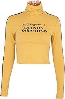 Women Summer Tees Written and Directed by Quentin Tarantino Short Sleeve T Shirts