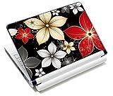 MySleeveDesign Autocollant Couverture pour ordinateur portable 10,2' / 11,6' - 12,1' / 13,3' / 14' / 15,6' Pouces -...