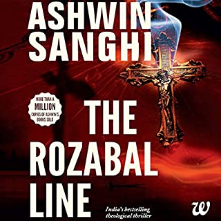 The Rozabal Line                   Written by:                                                                                                                                 Ashwin Sanghi                               Narrated by:                                                                                                                                 Sanjiv Jhaveri                      Length: 14 hrs and 18 mins     9 ratings     Overall 4.1