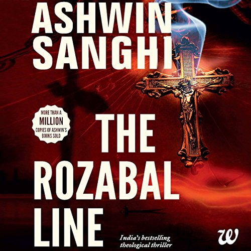 The Rozabal Line audiobook cover art