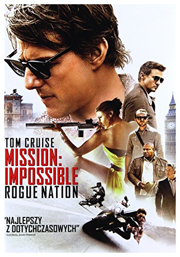 Mission: Impossible 5 [DVD] (IMPORT) (Pas de version française)
