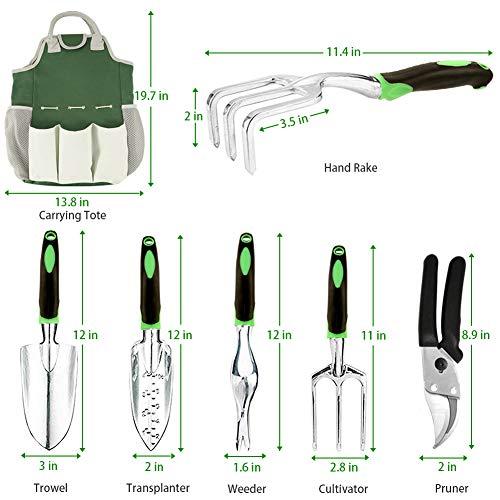AOKIWO 83 Pcs Garden Tools Set