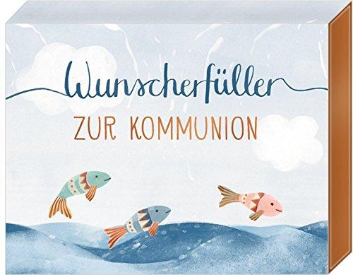 Der kleine Wunscherfüller - Wunscherfüller zur Kommunion: Segensfisch