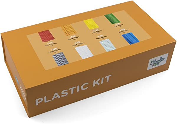 3Doodler 8Splfilled Edu Start Learning Pack Plastic Kit 1200 Strands