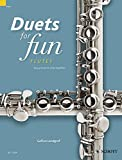 Duets for Fun: Flutes (A Treasure Chest of Duos)