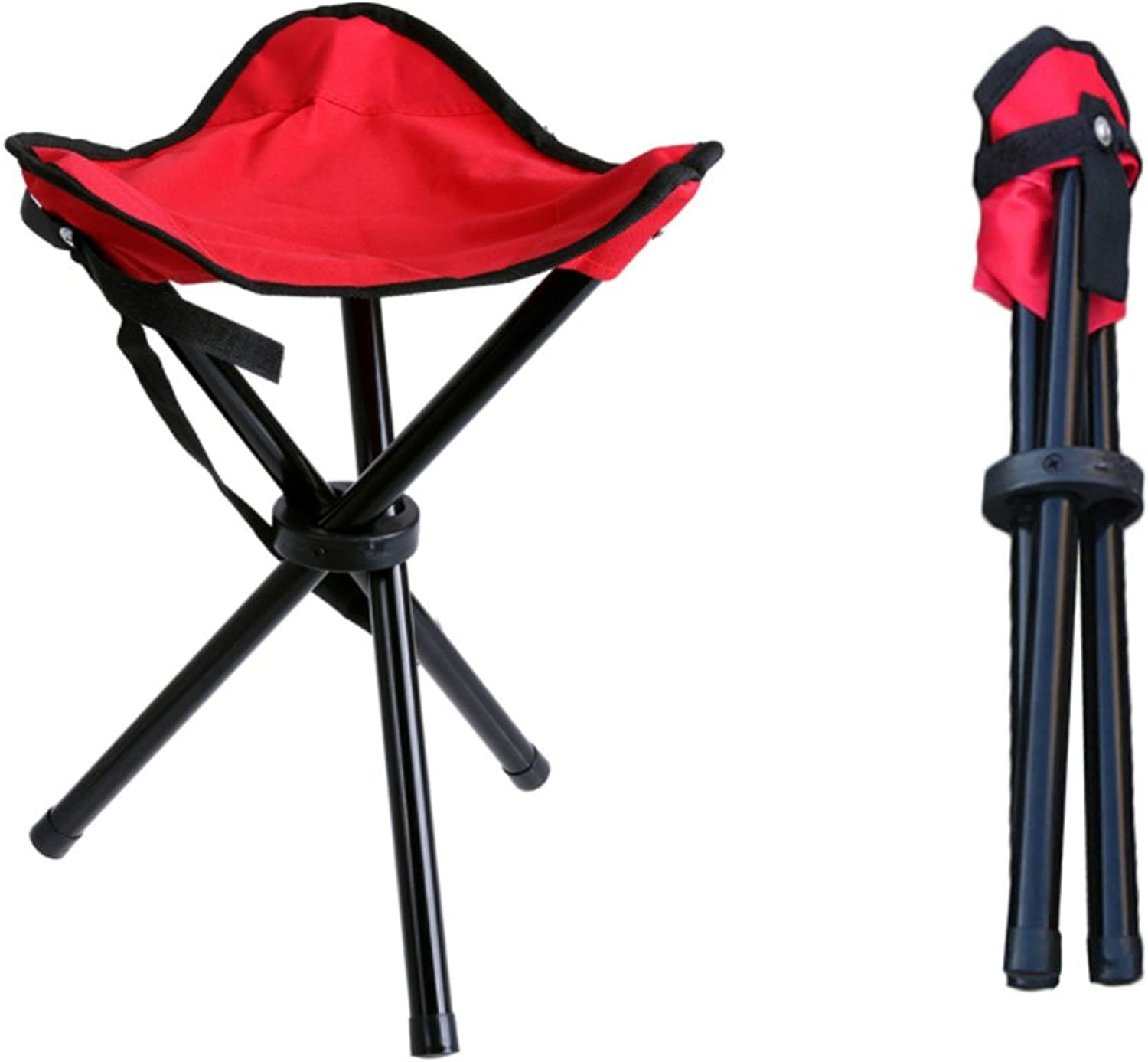 Pack of 1&3 Folding Stool Chair Foldable Fishing Chairs Traveling Camping Fishing Fold Ultralight Chairs from Zaptex