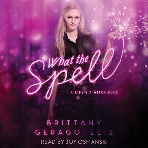 What the Spell audiobook cover art