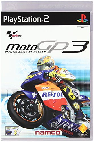 Moto Gp3 Ps2 Uk