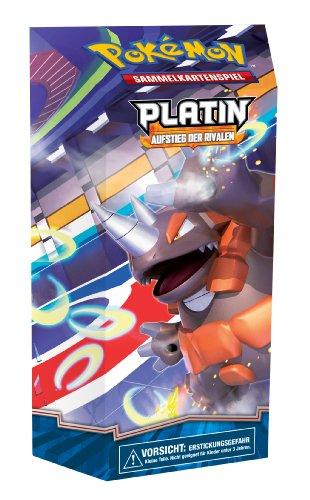 Pokémon Company EX25491 - Aufstieg der Rivalen Themendeck (DEUTSCH)