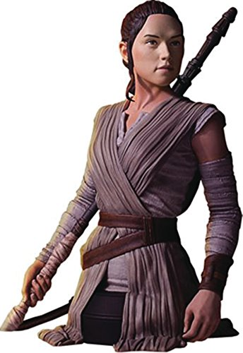 Gentle Giant Studios Star Wars: The Force Awakens: Rey Mini Resin Bust image