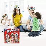 Indovina chi sono il gioco di giochi di carte da gioco Immagini Hedbanz Indovina gioco per bambini di età 6 e oltre per 2 giocatori Family Game Genitore-Bambino gioco interattivo per bambini Amaz