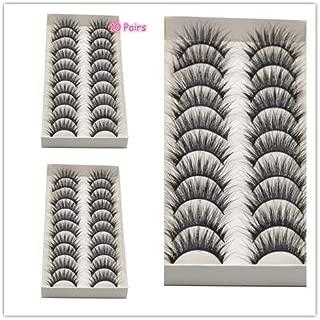 Toxz Fake Eyelashes Big sale! 5 Pair/Lot Crisscross False Eyelashes Lashes Voluminous HOT eye lashes