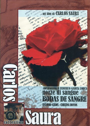 Bodas_de_sangre [Italia] [DVD]