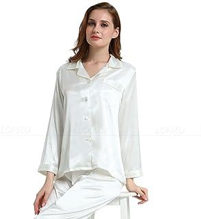 buy popular baa6b 99473 Suchergebnis auf Amazon.de für: seidenpyjama damen: Bekleidung