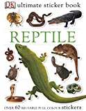 Reptile Ultimate Sticker Book (Ultimate Stickers)