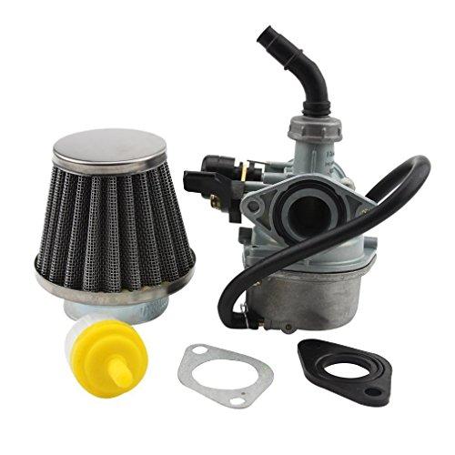 ATV Carburatore PZ19 & 35mm Filtro aria per 50cc 70cc 90cc 125cc 125cc ATV Dirt Pit Bike Taotao