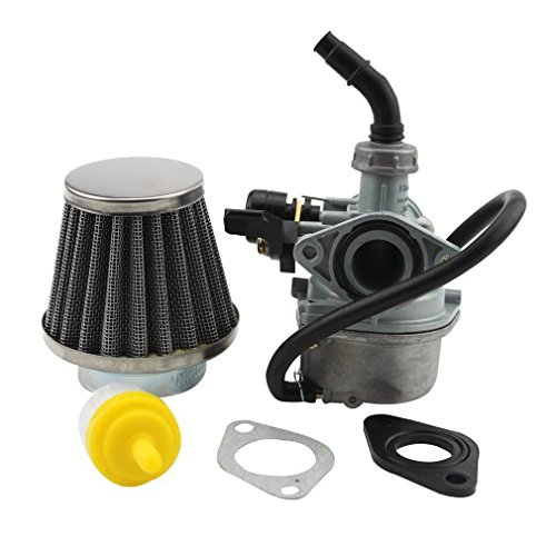 ATV Vergaser PZ19 35 mm Air Filter für 50 cc 70 cc 90 cc 110 cc 125 cc ATV Dirt Pit Bike TAOTAO