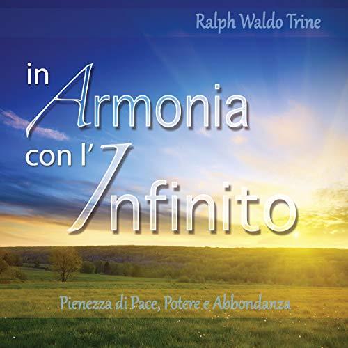 In Armonia con l'Infinito copertina