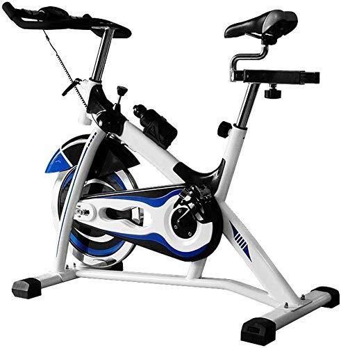YO-TOKU - Bicicleta estática de interior para entrenamiento en casa, fitness y entrenamiento de abdominales, equipo deportivo, ideal para entrenamiento cardiovascular, máquinas de ejercicio para interiores