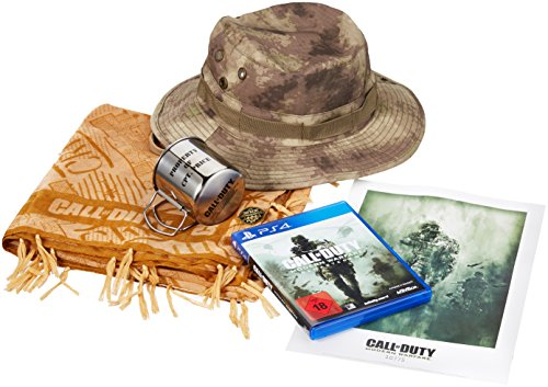 Call of Duty: Modern Warfare Remastered Special Edition Fanbox