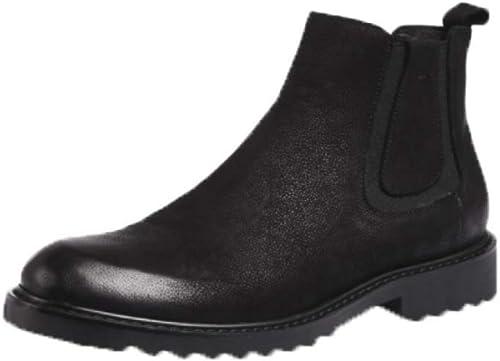 YCGCM Botines para Hombre Stiefel Martin Retro England High Help schuhe De Hombre Stiefel De Trabajo