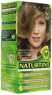 NATURTINT 7N Hazelnut Blonde Hair Color, 165 ML