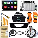 2021 SYNC 3 Upgrade Kit, Fits for 2016 Ford F-250, SYNC 2 to SYNC3.4 MyFord Touch (MFT) Support Carplay,Including 8 Inch Screen, GPS Navigation Antenna,APIM Module,USB Hub,na3.4119