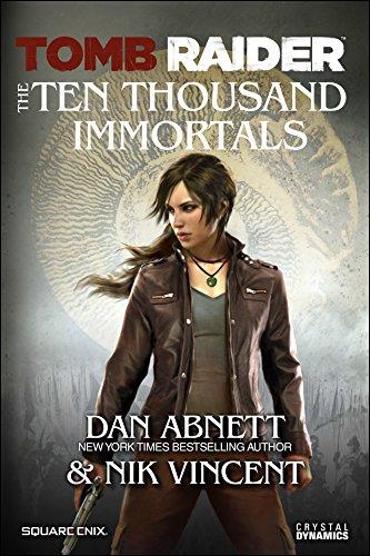 Tomb Raider: Ten Thous Imm (English Edition)