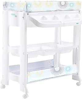 ベビーチェンジングテーブル、多機能ベビーケアユニットおむつテーブル新生児ベビー浴場浴槽看護ステーション (色 : Style 2)