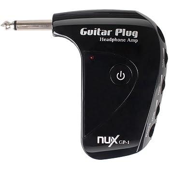 NUX Headphones Guitar Amp (GP-1)