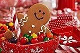 Descompresión Para Adultos 1000 Piezas Galletas De Navidad Galletas Ensamblaje De Madera Decoración Para El Hogar Juego De Juguetes Juguete Educativo Para Niños Y Adultos