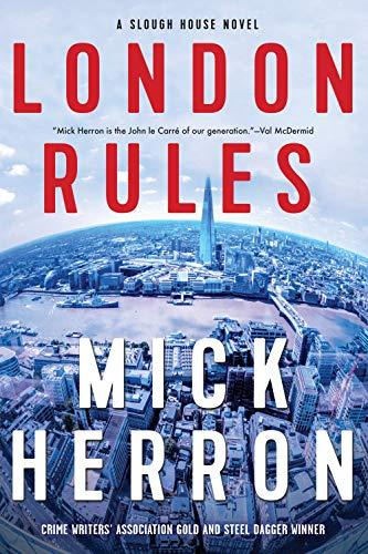 Reglas de Londres de Mick Herron