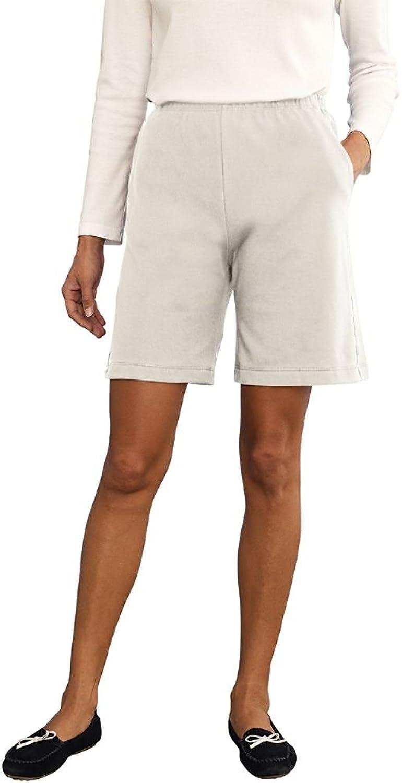 Lands' End Women's Plus Size Long Sleeve Swim Tee Rash Guard Stripe
