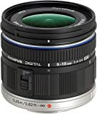 Olympus M.Zuiko Objectif Digital ED 9-18mm F4.0-5.6, zoom grand angle, compatible tout appareil...