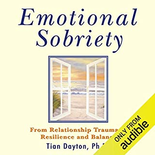 Emotional Sobriety audiobook cover art