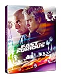 Fast and Furious 20th ANNIVERSARY STEELBOOK - 4K + BLU-RAY